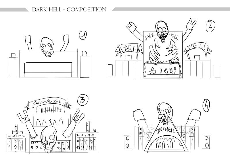 Im challenge 2 - Dark Hell - M3 Planch10