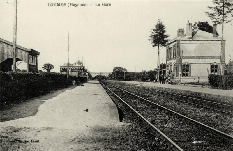 La ligne Caen-Laval - Page 2 Commer10