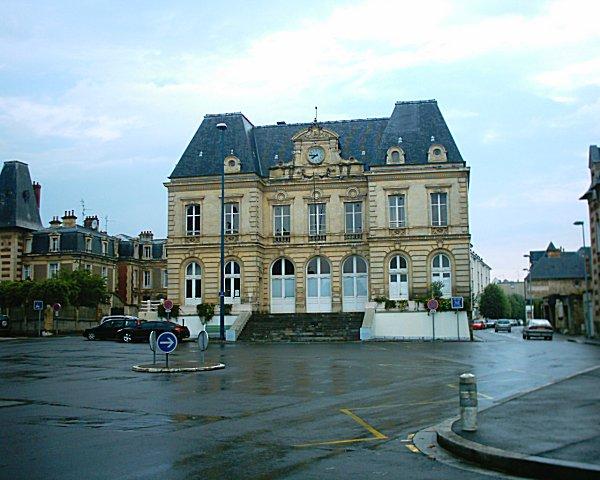 Le chemin de fer Caen-La mer Gare_d10