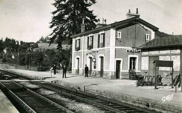 La ligne Caen-Laval Saint-15