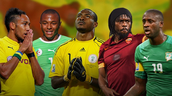 BBC 2014 African Footballer of the Year award, Please vote Vincent Enyeama Here Enyiam11