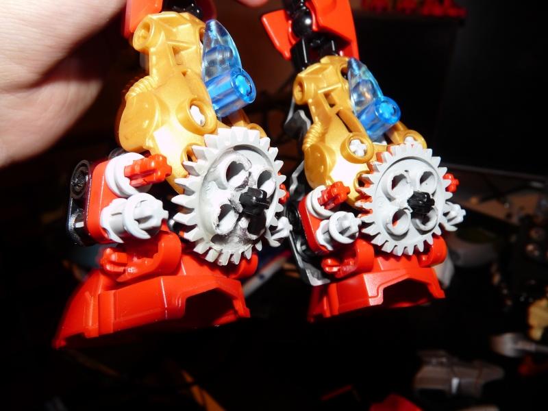 [Revue] LEGO Bionicle 70787 : Tahu, Maître du Feu - Page 2 P1020613