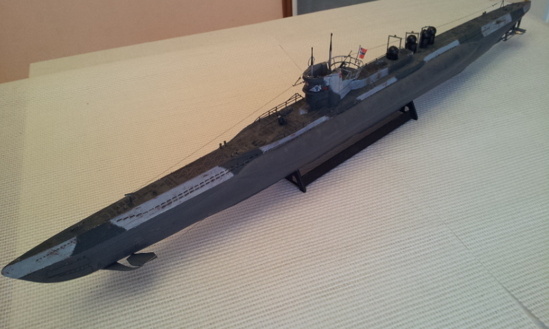 [Revell] U-Boot Type VII D - Conversion Special Navy FINI 2014-117