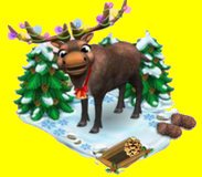 Élan de Noël => Imprimé Elan Sans_294