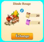 Dinde Blanche, Dinde Noire au Bourbon, Dinde Rouge, Dinde Noire, Dinde de Thanksgiving, Dinde de Noël Sans_t92