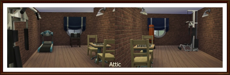 Miner Home Attic10