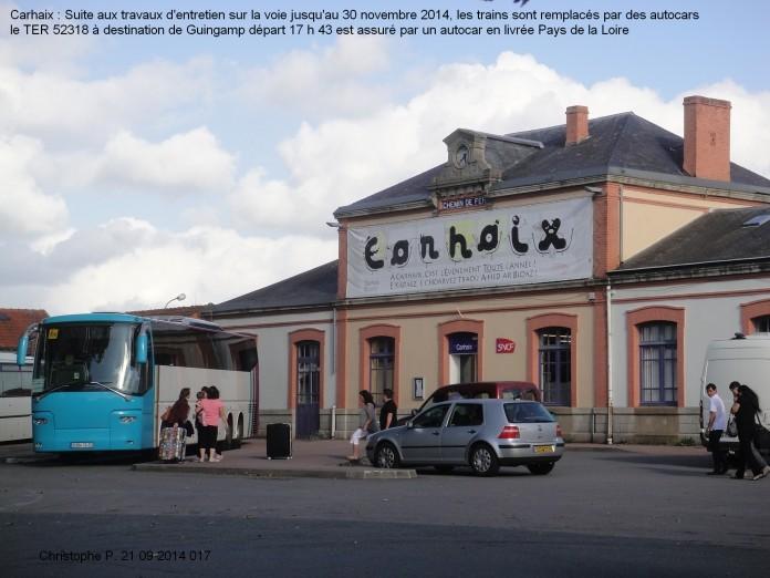 TRAVAUX LIGNE GUINGAMP/CARHAIX Carhai10