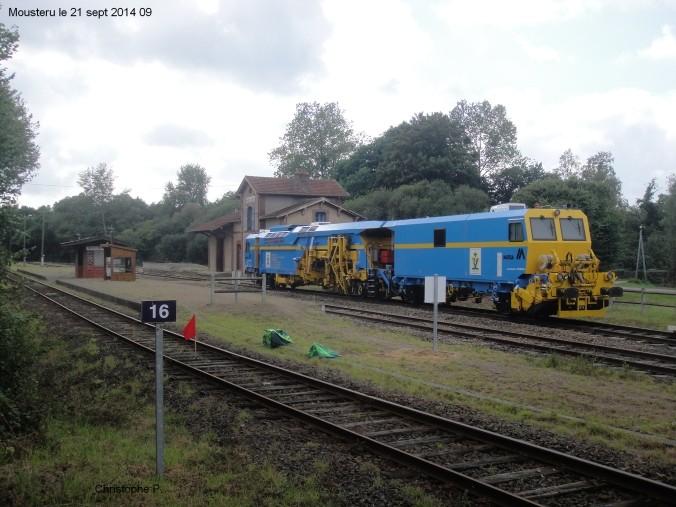 Travaux sur la ligne Carhaix Guingamp Mouste11