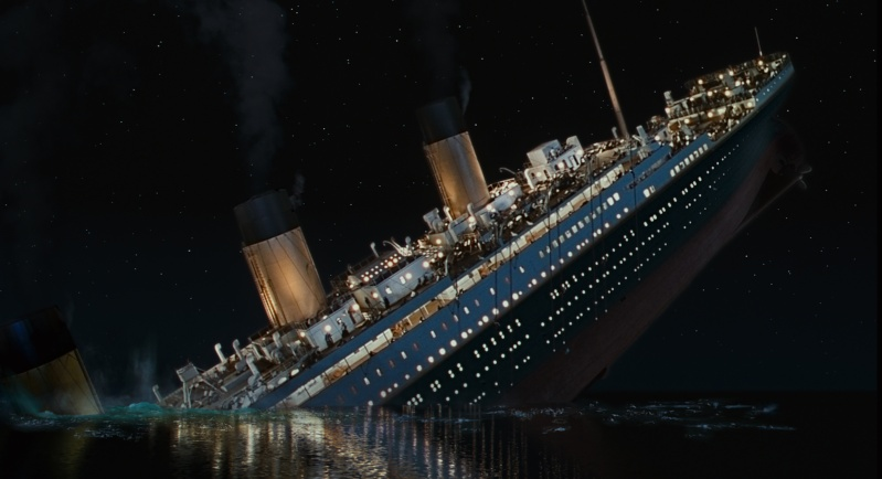Erreurs au moment du naufrage  Titani10