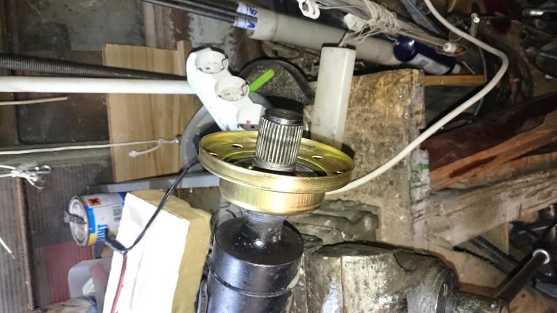 riparazione albero trasmissione originale jk Dsc_0114