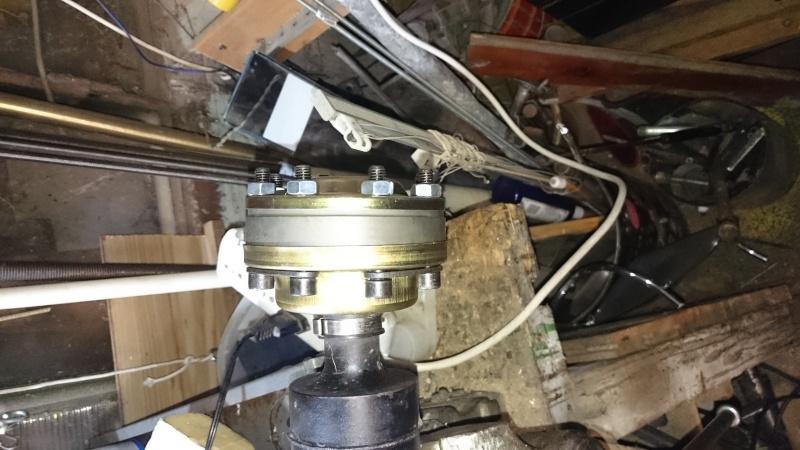 riparazione albero trasmissione originale jk Dsc_0115