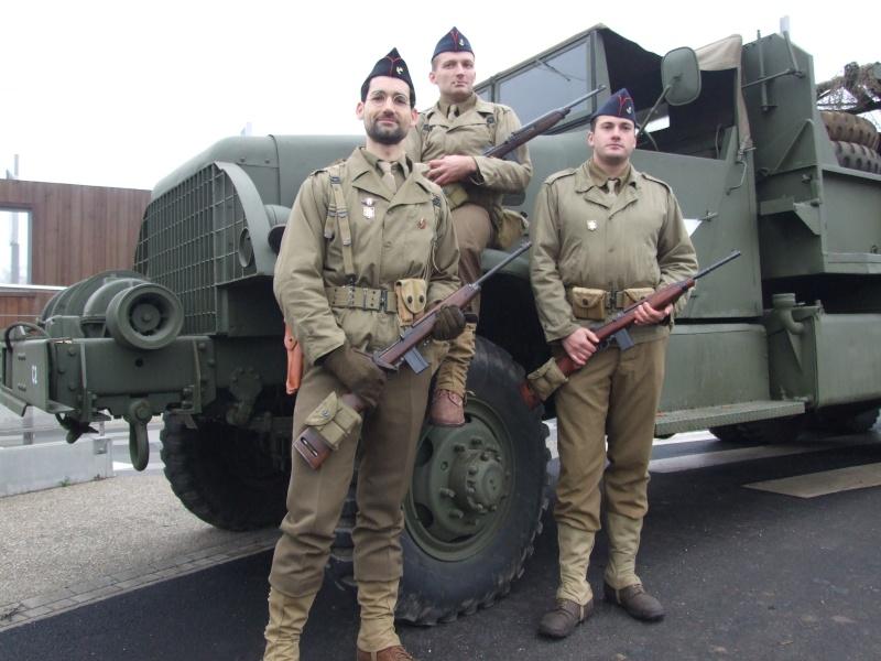 Libération 1944 - troupes françaises - 2DB Liby_s12