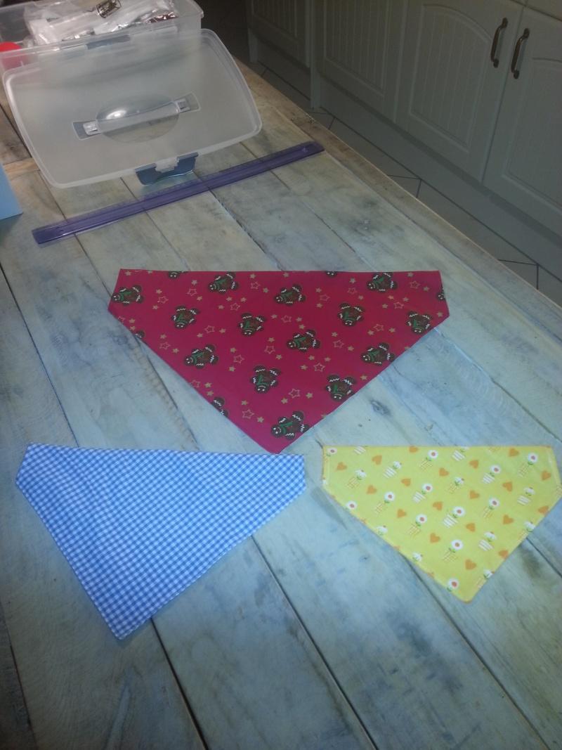 Nouvelle collection de bandanas disponibles ! 20141110