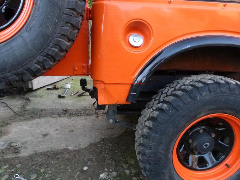 Préparation de mon sam orange pour le TT - Page 16 P1060510