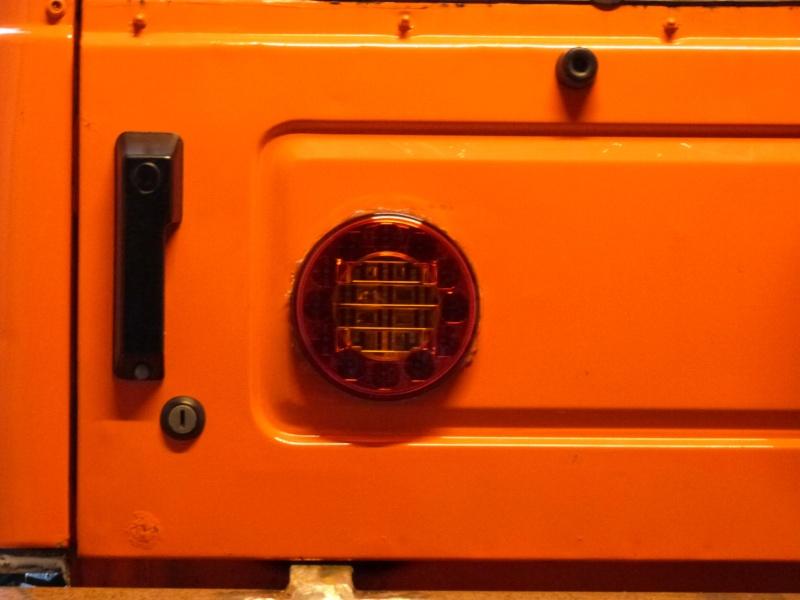 Préparation de mon sam orange pour le TT - Page 16 P1060610