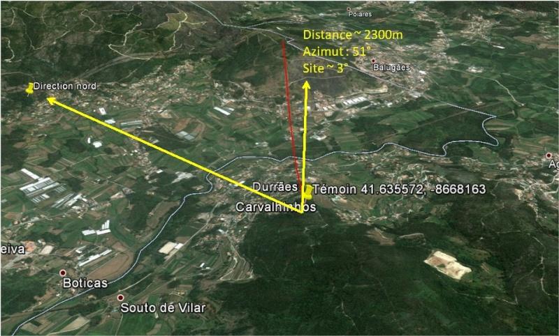 1995: le 23/08 à 15h00 - Un Ovni de grande taille -  Ovnis à Durraes  -  Durrae10