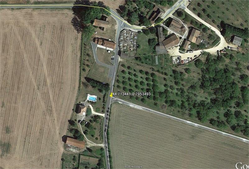 2013: le 13/08 à 23h - Boules lumineuses -  Ovnis à Rampieux - Dordogne (dép.24) Rampie10