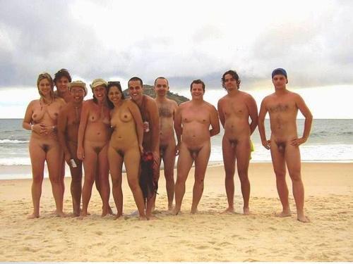 Rio: première plage naturiste officielle Rio10