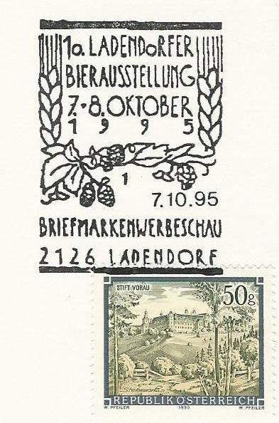 Briefmarken - Bier: Briefmarken, Stempel,Belege und mehr Bild111