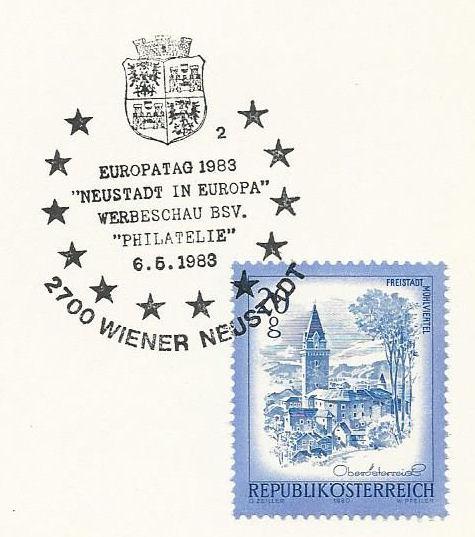 Briefmarkenvereine im Stempel Bild114