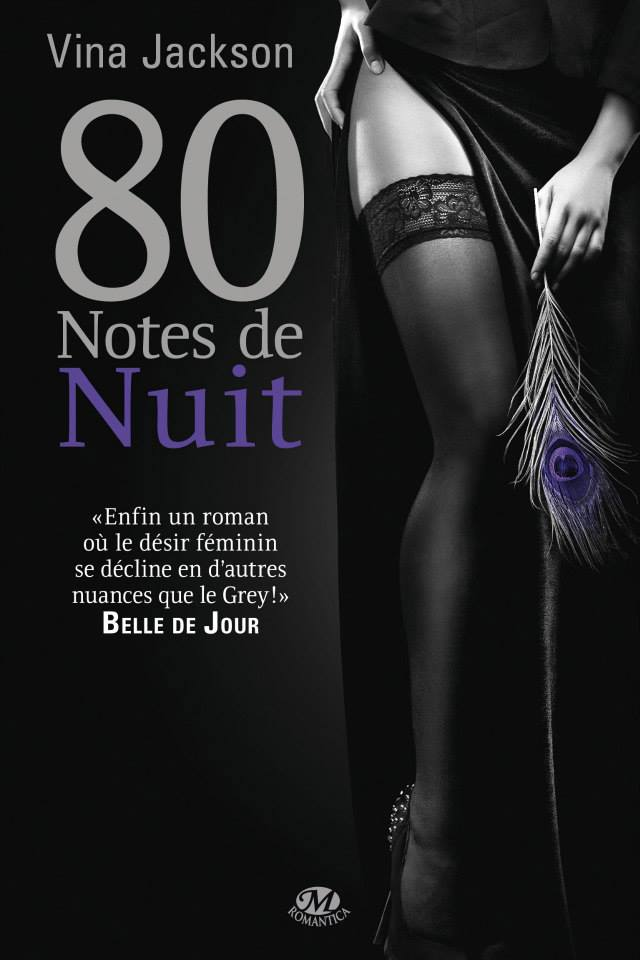JACKSON Vina - EIGHTY DAYS - Tome 6 : 80 notes de nuit 80-not10
