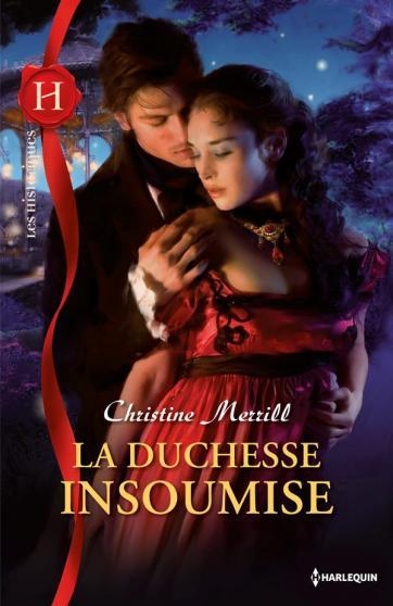 MERRILL Christine - La duchesse insoumise Duches10