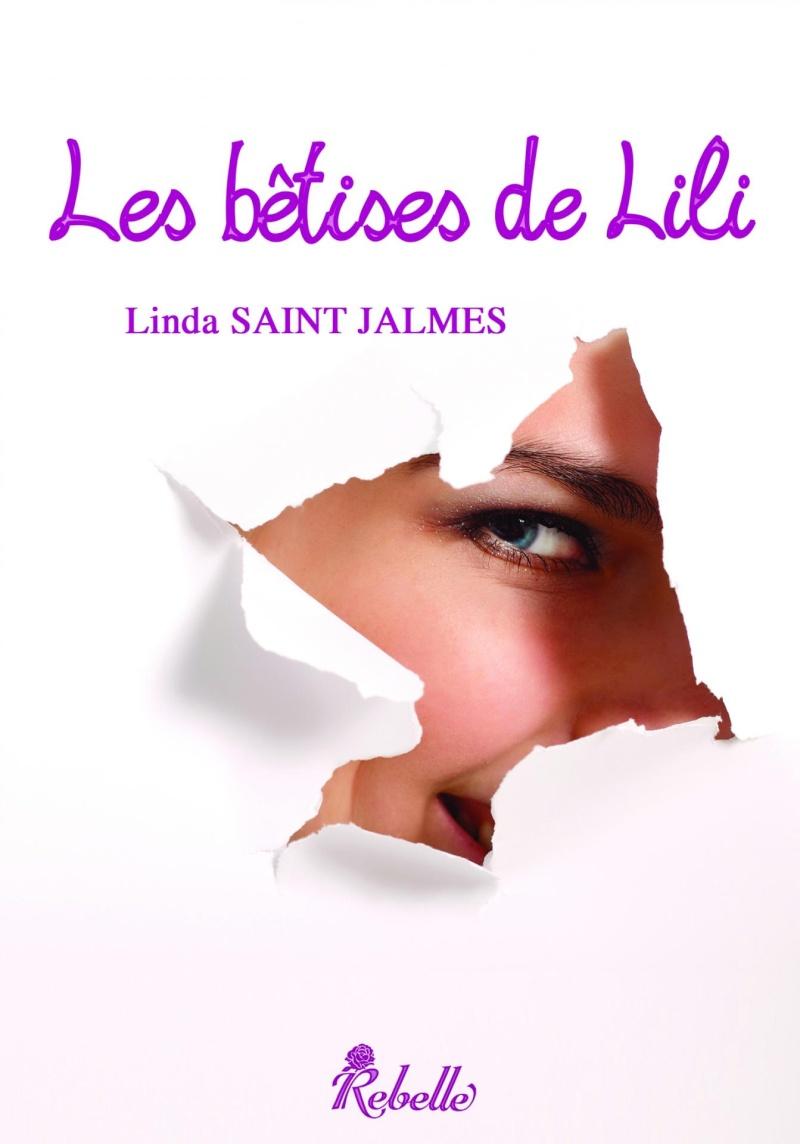 SAINT JALMES Linda - Les bêtises de Lili Lili10