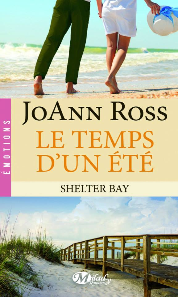ROSS Joann - SHELTER BAY - Tome 2 : Le temps d'un été Shelte10