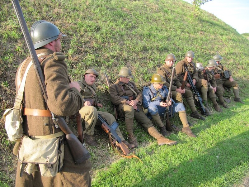 France 1940 - troupes d'intervalles Img_7912