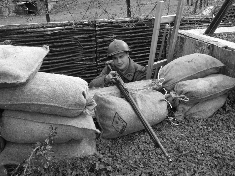 France 1940 - troupes d'intervalles Tranch10
