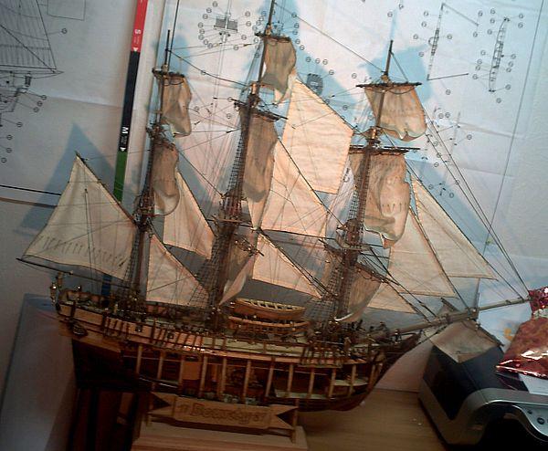 Bonapates Segelschiffe Bounty10