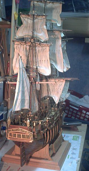 Bonapates Segelschiffe Bounty11