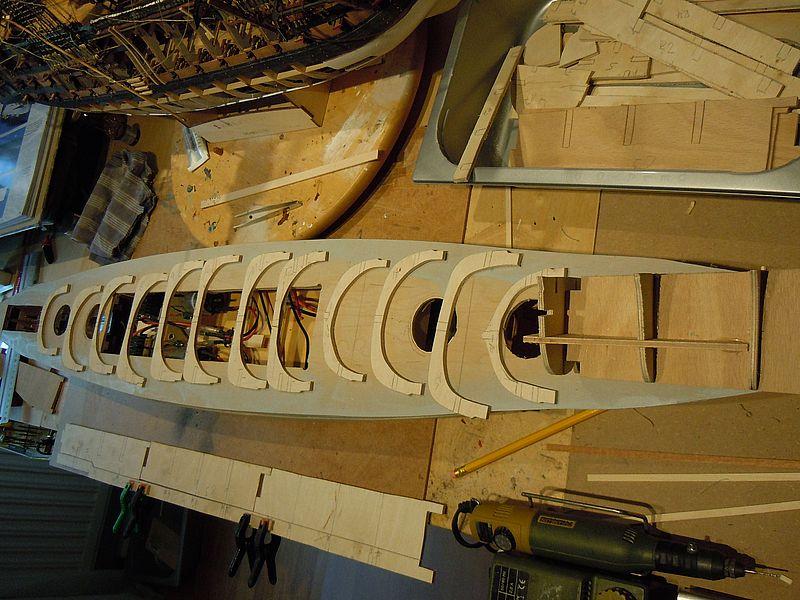 Eddy's Scharnhorst 1:200 Dscn6913