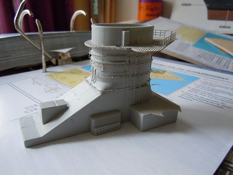 Eddy's Scharnhorst 1:200 Dscn7015