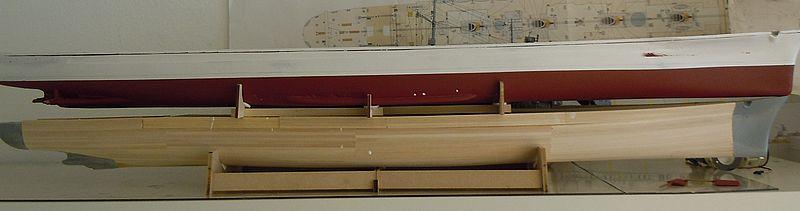Eddy's Scharnhorst 1:200 - Seite 2 Dscn7112