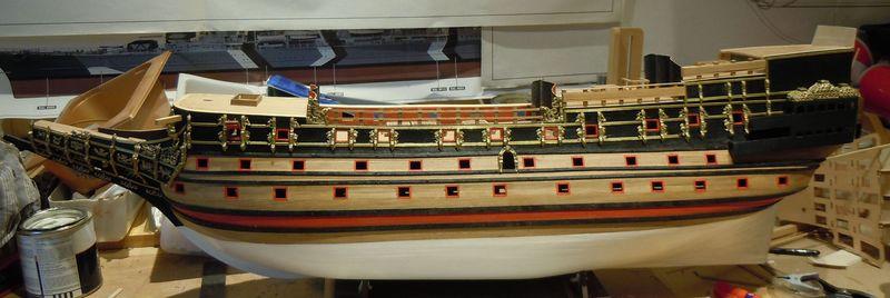 Sovereign of the Seas / Mantua, Sergal, 1:78 Dscn7227