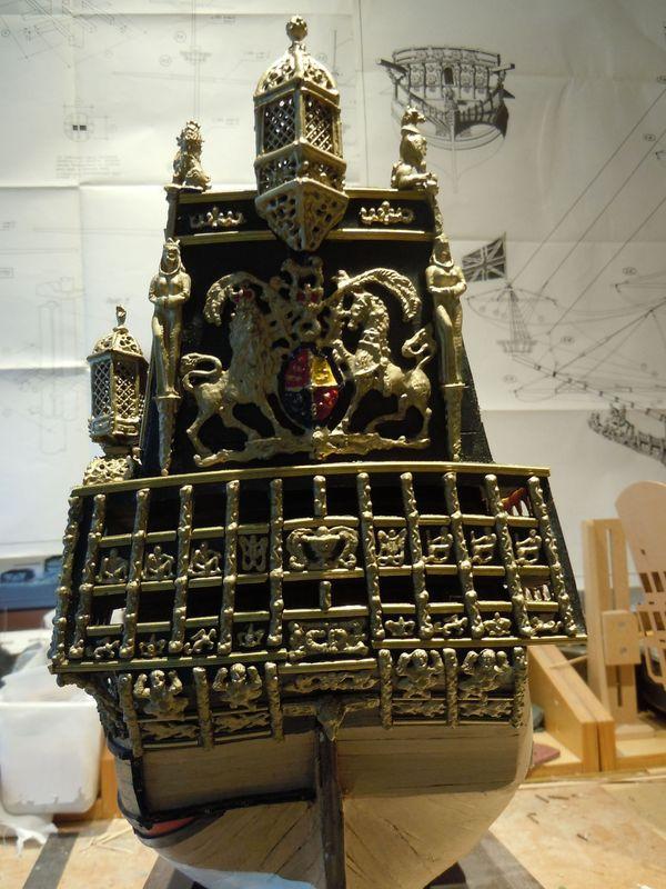 Sovereign of the Seas / Mantua, Sergal, 1:78 Dscn7320