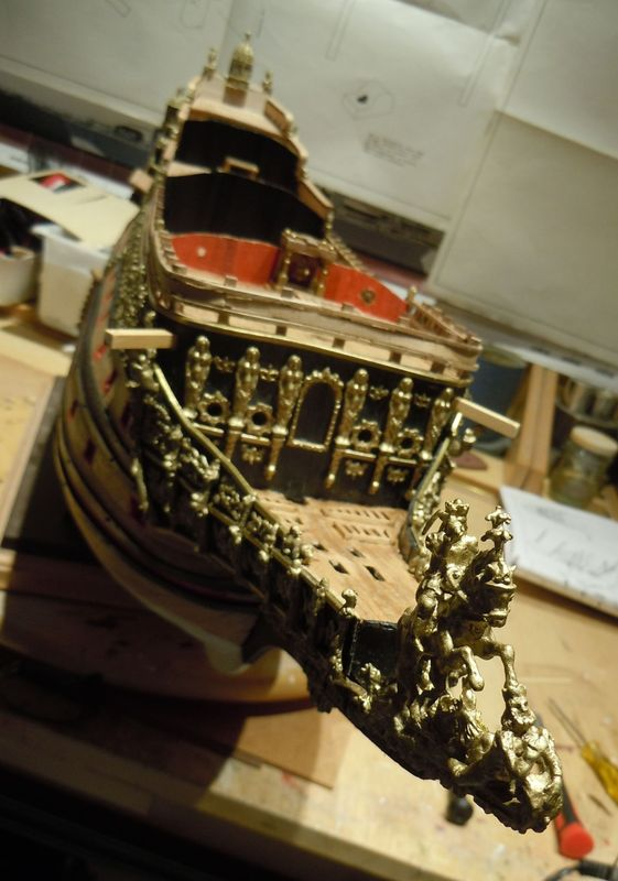 Sovereign of the Seas / Mantua, Sergal, 1:78 - Seite 2 Dscn7327