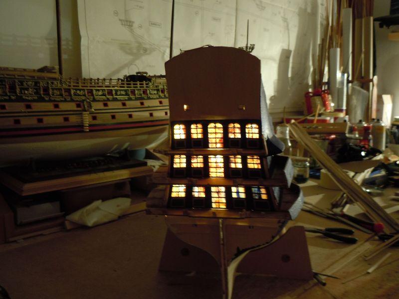 le Soleil Royal von Mantua, 1:77 Dscn7422