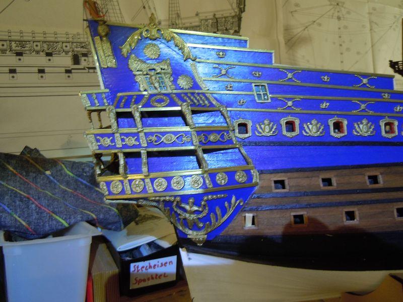le Soleil Royal von Mantua, 1:77 Dscn7512