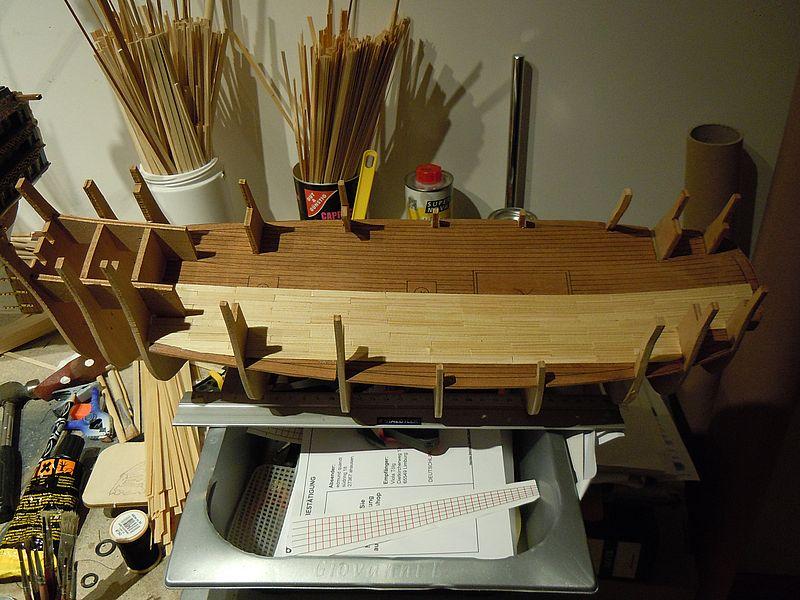 Lückenfüller !! eine Spanische Galleone von Billing Boots Go_00410