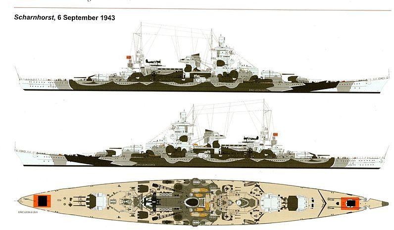 Eddy's Scharnhorst 1:200 - Seite 2 Img17311