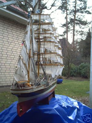 Bonapates Segelschiffe Passat10