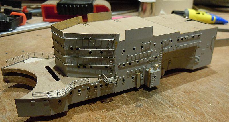 Eddy's Scharnhorst 1:200 Scharn32