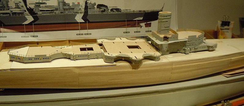Eddy's Scharnhorst 1:200 Scharn40