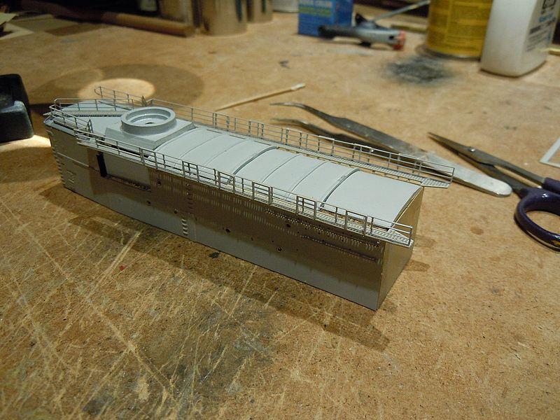Eddy's Scharnhorst 1:200 Scharn48