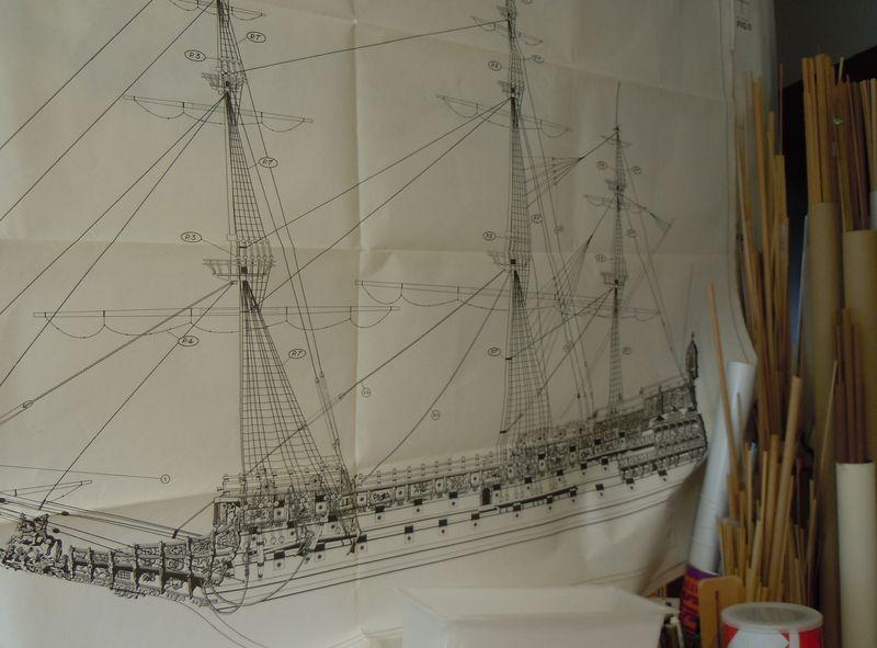 Sovereign of the Seas / Mantua, Sergal, 1:78 Sots110
