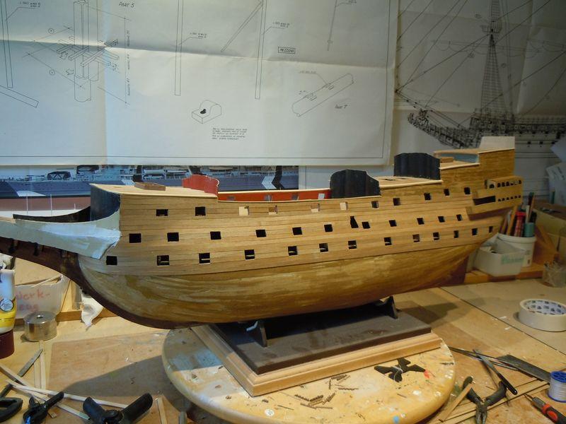 Sovereign of the Seas / Mantua, Sergal, 1:78 Sots3310
