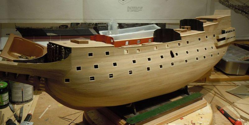 Sovereign of the Seas / Mantua, Sergal, 1:78 Sots4310