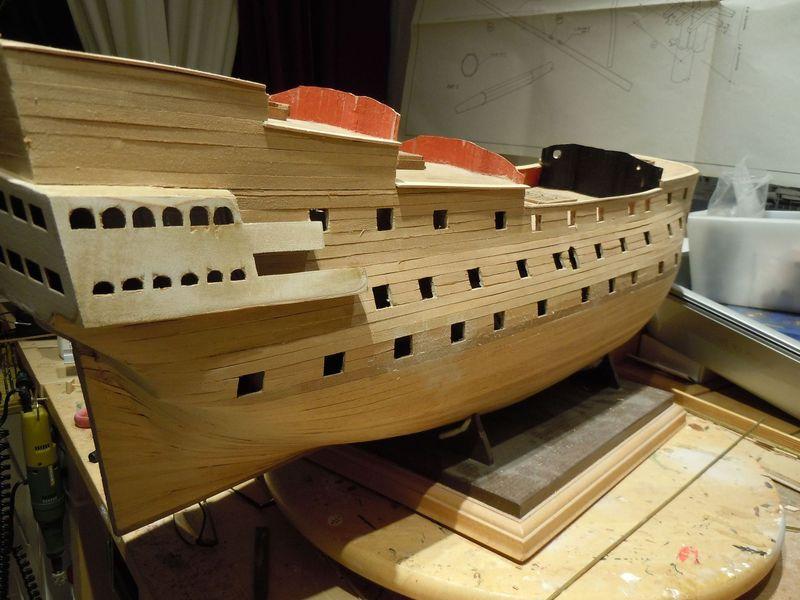 Sovereign of the Seas / Mantua, Sergal, 1:78 Sots4510